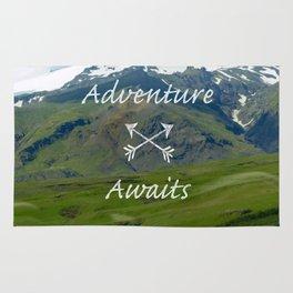 Icelandic Scenes - Adventure Rug
