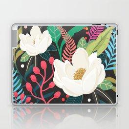The Garden of Alice, flower, floral, blossom art print Laptop & iPad Skin