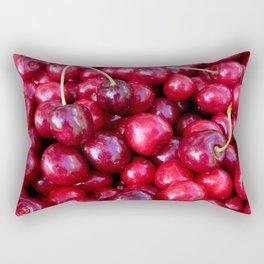 Cherry Cherry Lady Rectangular Pillow