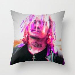 Lil Pump Throw Pillow