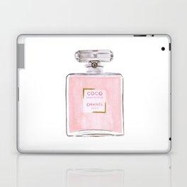 Classic Pink Parfum Perfume Fashion Cute Minimalism Laptop & iPad Skin