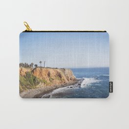Point Vicente Lighthouse (color version) Carry-All Pouch