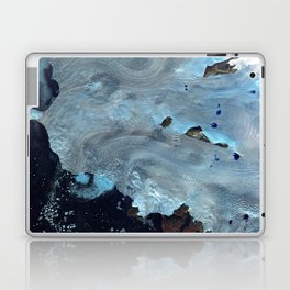 Our only state is flux Laptop & iPad Skin