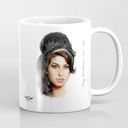 Winehouse, Amy Coffee Mug