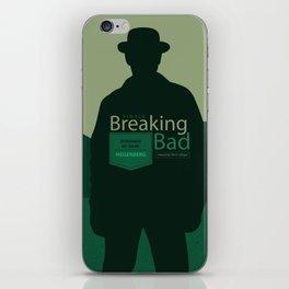 Breaking Bad season finale iPhone Skin