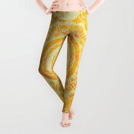 Sun Mandala 4 Leggings