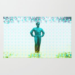 general, Eisenhower Rug
