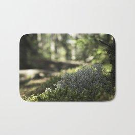 Mountain Forest Floor Bath Mat