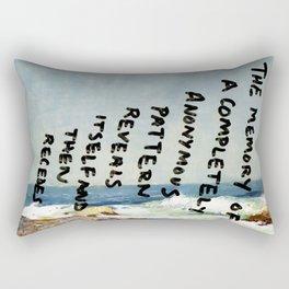 Composition 495 Rectangular Pillow