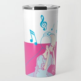 Love of Sound Travel Mug