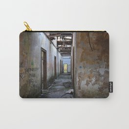 Abandoned Cotton Factory Carry-All Pouch