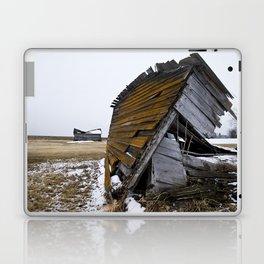 Fallen Farm Shed Laptop & iPad Skin