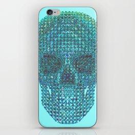 Diamond Skull [Front] iPhone Skin