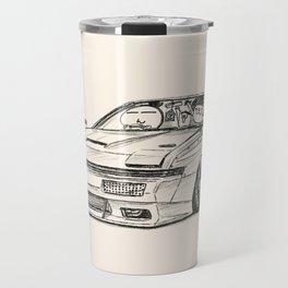 Crazy Car Art 0182 Travel Mug
