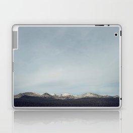 Yosemite Sky Laptop & iPad Skin