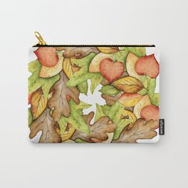 Oak and Maple Carry-All Pouch