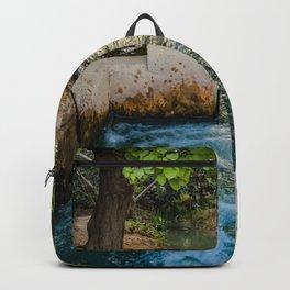 Water pumped Backpack