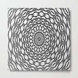 Turtle CAO Metal Print