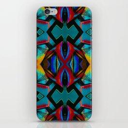 Aztec Print iPhone Skin
