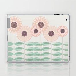 Blushing garden Laptop & iPad Skin