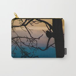 Robin at Sunset Carry-All Pouch