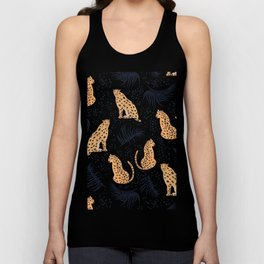 Cheetah Unisex Tank Top