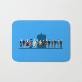 THE DOCTORS WILL SEE YOU NOW Bath Mat