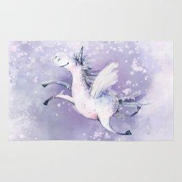 Happy Unicorn Rug