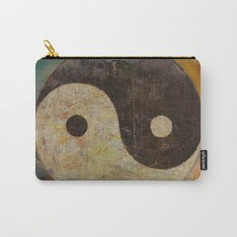Yin Yang Carry-All Pouch