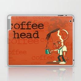 CoffeeHead Laptop & iPad Skin