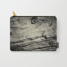 Timber in Layers Carry-All Pouch