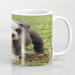 Pit Bull Puppy Coffee Mug