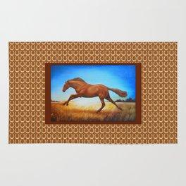 The Race Horse Rug
