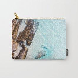 Crystal Clear 11 Mile Lagoon Esperance (01) Carry-All Pouch
