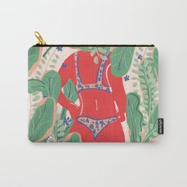 The Art Of Bikini Carry-All Pouch