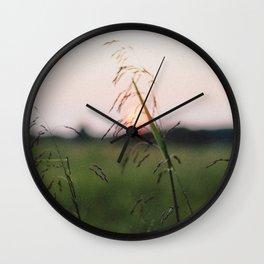 southern vibes Wall Clock