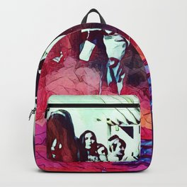 A Somber Affair Backpack