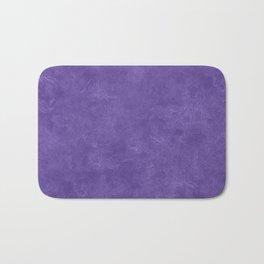Ultra Violet Oil Pastel Color Accent Bath Mat
