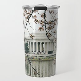 Jefferson Memorial Travel Mug
