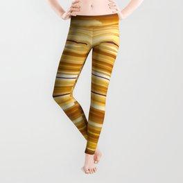 Sundried stripes Leggings