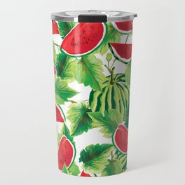 Fresh Watermelon Travel Mug
