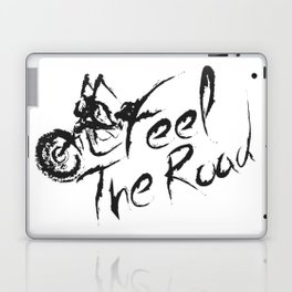 Feel the Road Laptop & iPad Skin