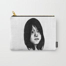 Asháninka girl Carry-All Pouch