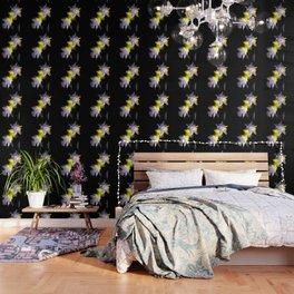 Cubist Daffodils Wallpaper