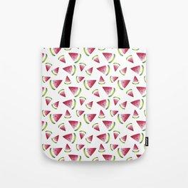 Watermellon pattern Tote Bag