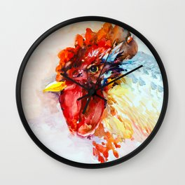 Symbol of the year Wall Clock