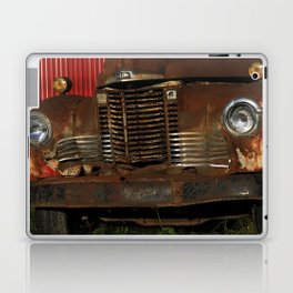 Rusted International Laptop & iPad Skin