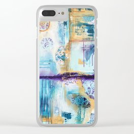 Keeper of Memories Clear iPhone Case