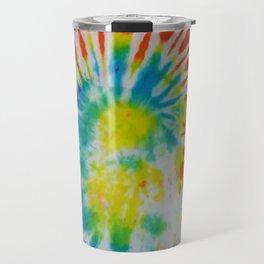 Tye Dye for Mom Travel Mug