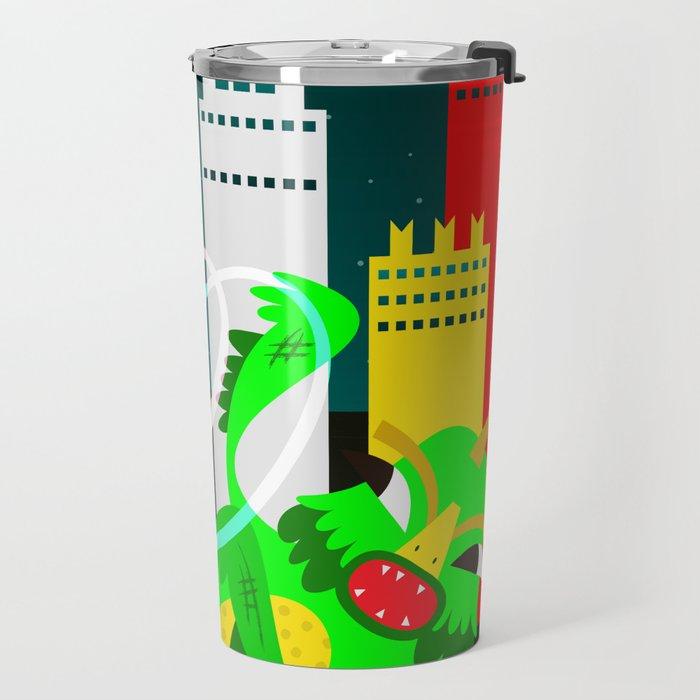 Space Invaders Travel Mug